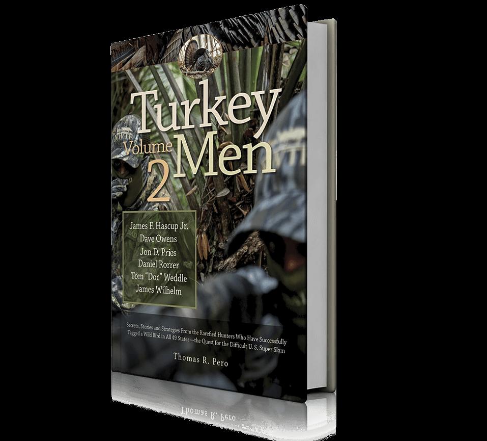 Turkey Men Volume 2 Wild River Press