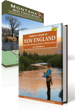 Fishing Guidebooks and Maps